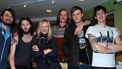 Dry The River - Interview with Jo Whiley