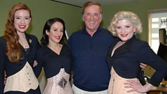 The Puppini Sisters - Interview with Sir Terry Wogan