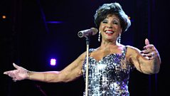 The making of Dame Shirley Bassey's 'The Performance'