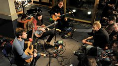 Guitars with Sam Carter, Marcus Bonfanti & Stephen Rothery (Full Session)