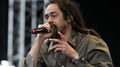 Damian Marley speaks to Robbo Ranx