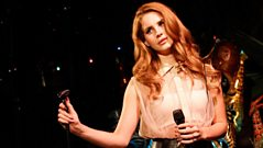 Lana Del Rey speaks to Steve Wright