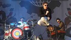 Kaiser Chiefs - Interview