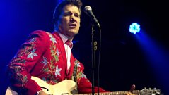 Chris Isaak - Interview with Simon Mayo