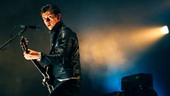 Alex Turner - Interview with Radcliffe and Maconie