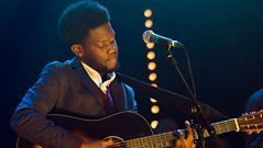 Michael Kiwanuka - Interview with Steve Wright
