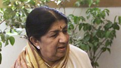 Lata Mangeshkar - Archive Interview