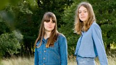 First Aid Kit - Interview