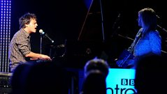 Jo Whiley in Conversation with Jamie Cullum (Highlights)