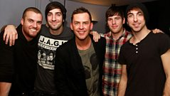 All Time Low meet Scott Mills!