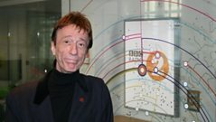 Robin Gibb talks to Steve Wright in February 2012