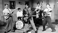Suzi Quatro's Pioneers of Rock - Gene Vincent
