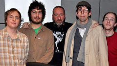 Darren Hayman with The Wave Pictures - Interview with Marc Riley