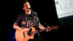 Frank Turner interview at Abbey Road