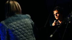 Jamie Cullum interview at Abbey Road