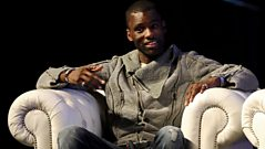 Wretch 32 interview at Abbey Road