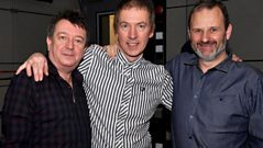 Inspiral Carpets' Clint Boon speaks with Radcliffe & Maconie