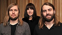 Band of Skulls - Interview with Fearne Cotton