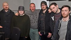 The Twilight Sad - Interview with Marc Riley