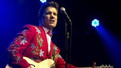 Chris Isaak chats to Steve Wright
