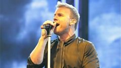 Gary Barlow on the Diamond Jubilee Concert