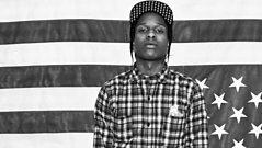 A$AP Rocky speaks to Zane Lowe