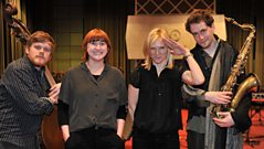 Liz Green - Interview with Jo Whiley