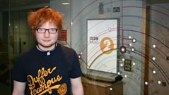 Ed Sheeran chats to Steve Wright