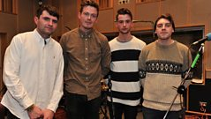 Lower Than Atlantis - Interview with Huw Stephens