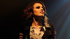 Cher Lloyd - Interview with Tom Deacon