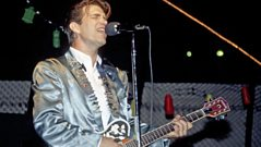 Chris Isaak remembers the 1970s