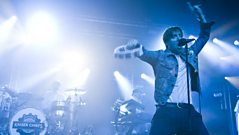 Kaiser Chiefs - Interview with Chris Hawkins