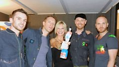 Coldplay - Interview with Jo Whiley