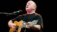 Christy Moore - Interview with Mike Harding