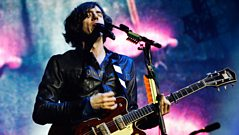 Gary Lightbody from Snow Patrol - Interview with Fearne Cotton