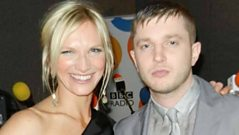 Plan B - at the BRITs 2012 with Jo Whiley