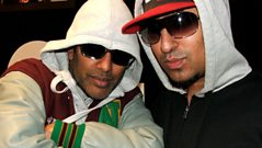 Roach Killa live with Nihal
