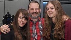 First Aid Kit interview with Mark Radcliffe