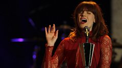 Florence And The Machine - Interview with Dermot O'Leary