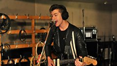 Alex Turner From Arctic Monkeys chats to Zane Lowe