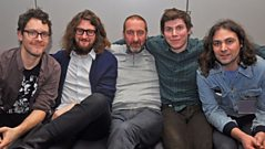 The War On Drugs - Interview with Marc Riley
