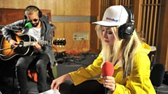 The Ting Tings - Interview with Fearne Cotton