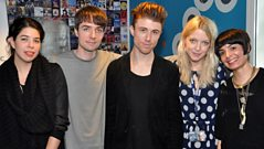 School Of Seven Bells - Interview with Lauren Laverne