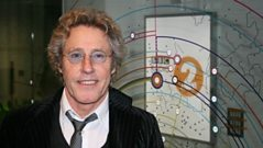 Roger Daltrey chats to Steve Wright
