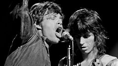 Jagger and Richards - Songwriting Partnerships