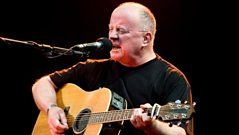 Christy Moore - Interview with Johnnie Walker