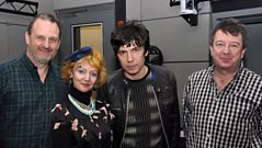 The Primitives - Interview with Radcliffe and Maconie