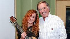 Megan Henwood - Interview with Sir Terry Wogan