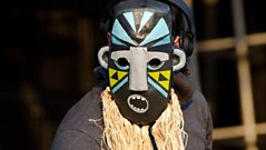 SBTRKT - Interview with MistaJam