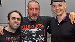 Yeti Lane - Interview with Marc Riley